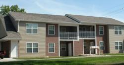Brentwood Court Apartments - 2 Bed 1 1/2 Bath with Garage