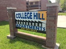 College Hill Apartments 2-Bed